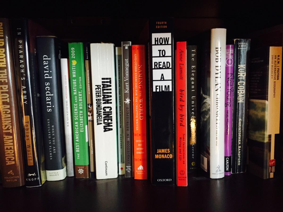 5 Fabulous Books onWriting